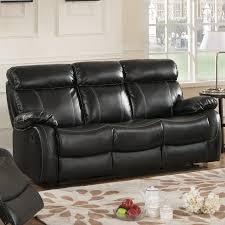 Brown Leather Recliner Sofa Primo International Chateau Leather Reclining Sofa U0026 Reviews Wayfair