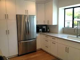 flat panel kitchen cabinet doors modern flat front kitchen cabinets windigoturbines light gray