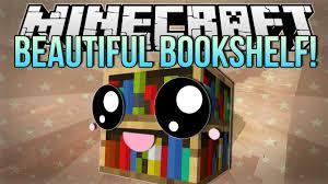 beautiful bookshelf minecraft hide n seek minigame youtube