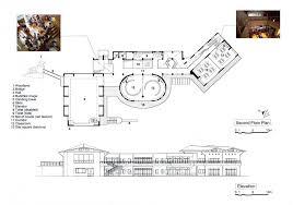 kindergarten floor plan layout houtoku kindergarten designshare projects