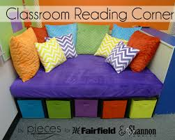 sofa fã r kinder pieces by polly diy classroom reading corner with cuddle fabric