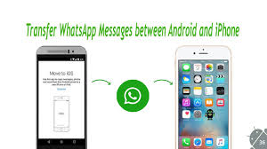 transfer whatsapp messages from iphone to android whatsapp android backup to iphone in 5 steps 2017