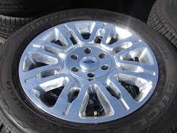 ford f150 platinum wheels ford f 150 f150 6 lug wheels bridgestone tires 275 55r20