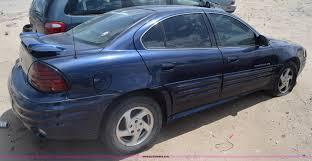 2001 pontiac grand am item k6559 sold june 20 city of w