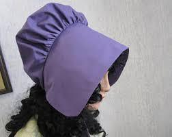thanksgiving bonnet etsy