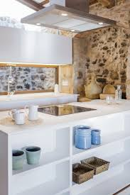 Greek Home Interiors by Masía La Torre Kitchens Interiors And House