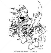 samurai tattoo stock images royalty free images u0026 vectors