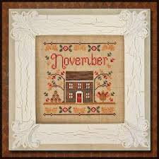 Country Cottage Needlework by Country Cottage Needleworks Cottage Of The Month November