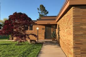 midcentury home by frank lloyd wright apprentice asks 265k curbed