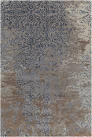 Area Rug Gray Create Blue And Brown Area Rugs In Home