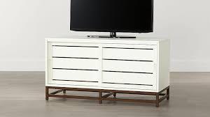 crate and barrel media cabinet dosgildas com home furnitures