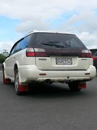 subaru baja lift kit mud flaps done going to pick up some fozzy springs and struts