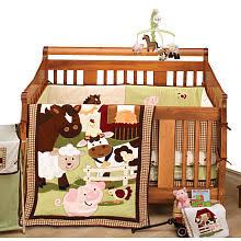 Farm Crib Bedding Barnyard Crib Set Sundaepaper