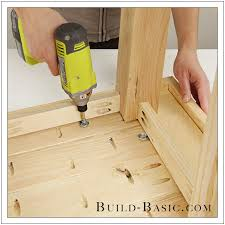 Table Top Fasteners by Build A Diy Side Table U2039 Build Basic