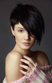a symetric hair cut round face asymmetrical haircuts for round faces