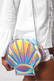holographic bags holographic shell bag the fashion bible from the fashion bible uk