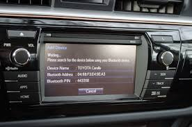 toyota tacoma bluetooth setup how to connect an iphone to toyota entune motor review