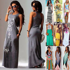 maxi dresses for women ebay