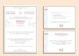 carte mariage ã imprimer faire part mariage imprimer soi meme gratuit photo de