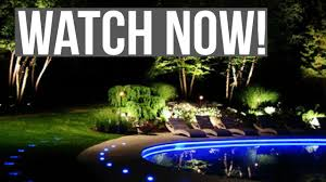 Landscap Lighting by Best Landscape Lighting Design Ideas Youtube