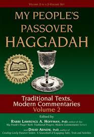 passover haggadah my s passover haggadah vol 2 traditional texts modern