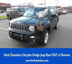 jeep renegade light blue jeep renegade in danvers ma herb chambers chrysler dodge jeep