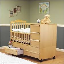 Mini Crib With Attached Changing Table Fantastic Mini Crib With Changing Table Attached Kia Homes Cribs