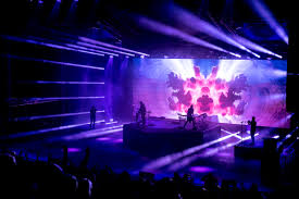 Light Up Rocks by Photos Odesza Lit Up Red Rocks With Fiery New Singles 303 Magazine