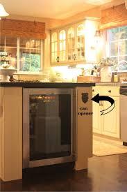 kitchen islands kitchen island extension beverage center