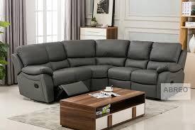 Recliner Corner Sofas Ludlow Reclining Corner Sofa In Grey Recliner Sofas Sofas