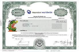 monster worldwide inc monster com worldwide low serial