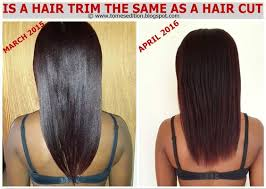 how to trim relaxed hair tomes edition i big chopped tomes edition blog pinterest