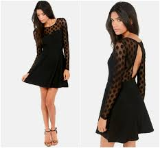 chic dress chic black dress oasis fashion
