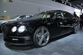 bentley flying spur 2015 frankfurt 2015 startech bentley flying spur gtspirit