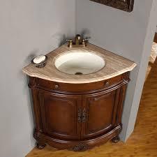 Bathroom Cabinet Shelf by Bathroom Ideas Small Corner Bathroom Vanity With Wall Shelves And