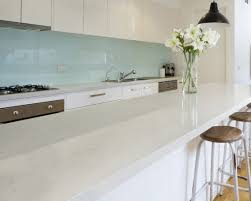 Kitchen Feature Wall Ideas by Silestone U0027s Ariel Quartz Is Simple Yet Sophisticated Truly A