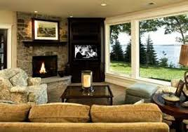 Corner Fireplace Living Room Furniture Placement - living room furniture layouts with corner fireplace with no
