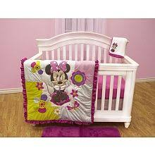 Crib Bedding Set Minnie Mouse by 90 Best Baby