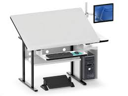 Computer Drafting Table Computer Desk With Drafting Table Modern Drafting Table All In One