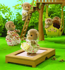 Sylvanian Families Garden - sylvanian families garden playground toy at mighty ape australia
