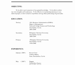 make resume format resume format for bds freshers best sle template 2018 in photos