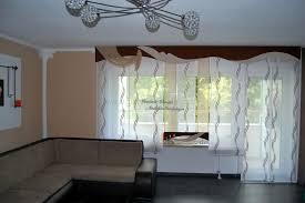 schiebegardinen kurz wohnzimmer moderner und heller schiebevorhang fürs wohnzimmer http www