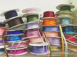 ribbon spools ramblings from utopia spools of ribbon