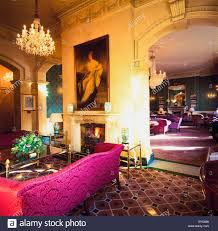the shelbourne hotel dublin co dublin ireland interior of