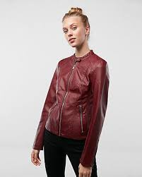 women u0027s faux leather jackets starting at 49 faux leather