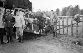 opel truck ww2 opel blitz wehrmacht sedan france may 1940 world war photos