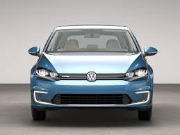 volkswagen electric car well equipped electric car 2016 volkswagen e golf insight 1658