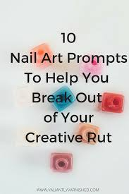 10 nail art prompts to help you break out of your creative rut w
