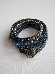 wrap bracelet images Chan luu style leather wrap bracelet with tutorial so resourceful JPG