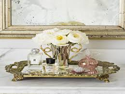 Decorative Home Accessories by Decorating Luxury Mirrored Tray For Home Accessories Ideas U2014 Mtyp Org